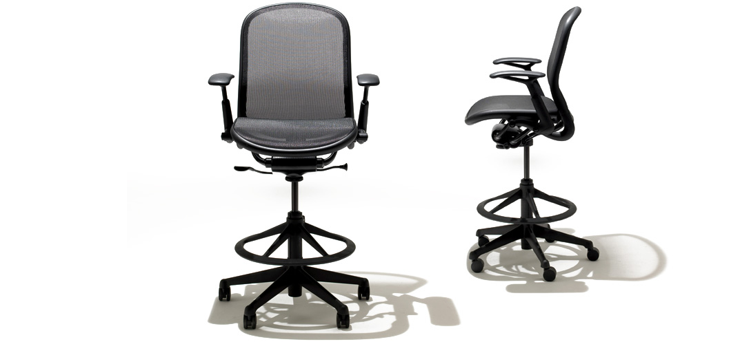 knoll chadwick chair instructions antique windsor chairs for sale high task ergonomic office by