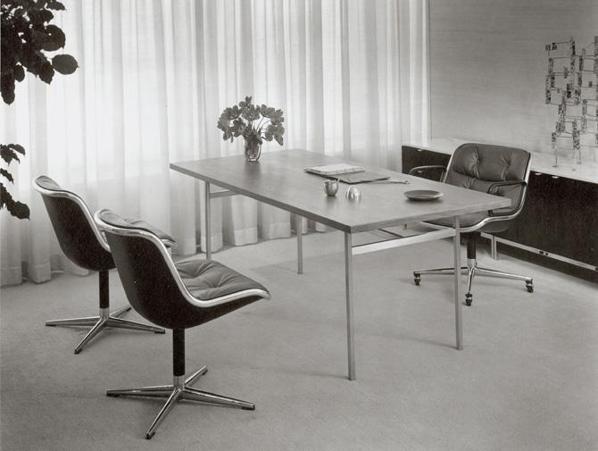 Pollock Executive Chair  Knoll