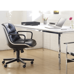 Home Office Desk Chairs Bamboo Chair Mat Shop Furniture Knoll View All Executive Image11