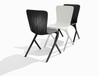 Washington Skin Nylon Side Chair by David Adjaye | Knoll