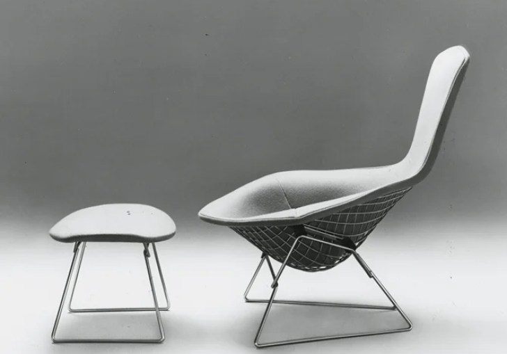 Bertoia Chair Knoll