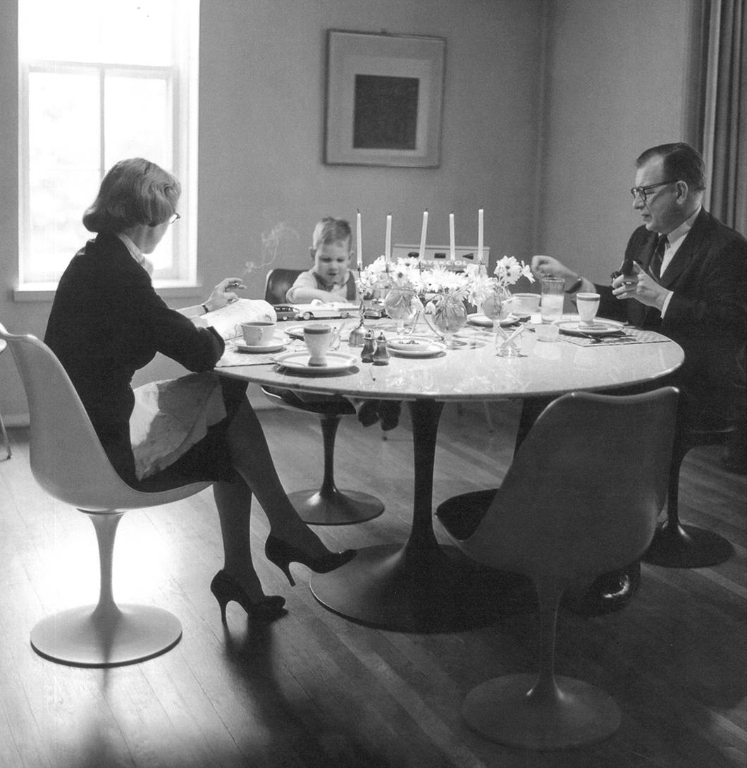 Love  Architecture Aline and Eero Saarinen  Knoll