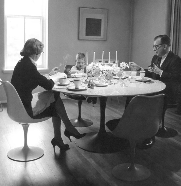 Eames and Eero Saarinen