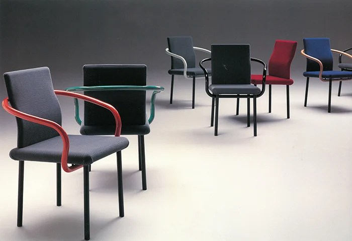 Ettore Sottsass  Knoll Inspiration