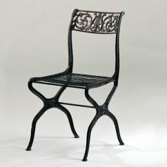 Chair Design Iron Walmart High Chairs Deconstructed The Barcelona Knoll Inspiration Karl Friedrich Schinkel S Cast Garden