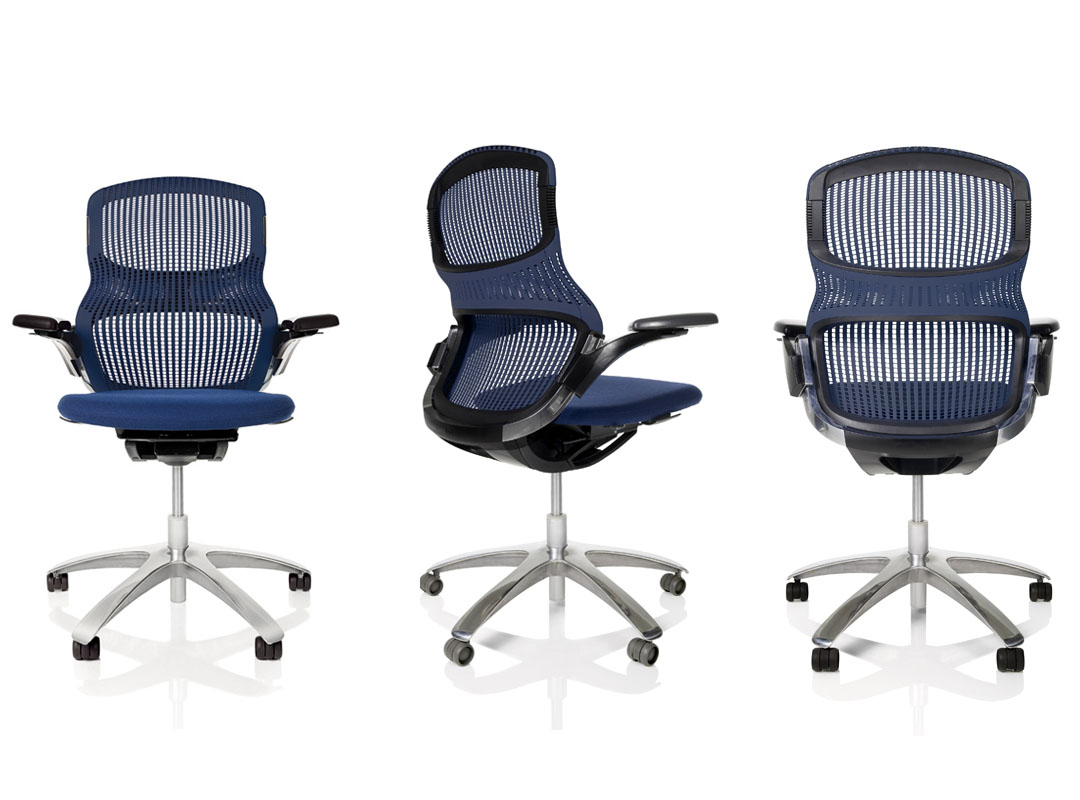 knoll generation task chair lounge bed formway design 39s by inspiration
