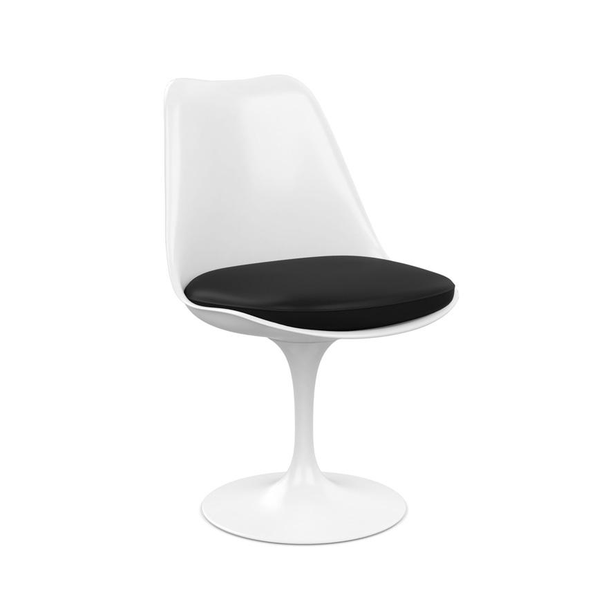 patio swivel chair seat post bushing grey linen sash tulip armless knoll