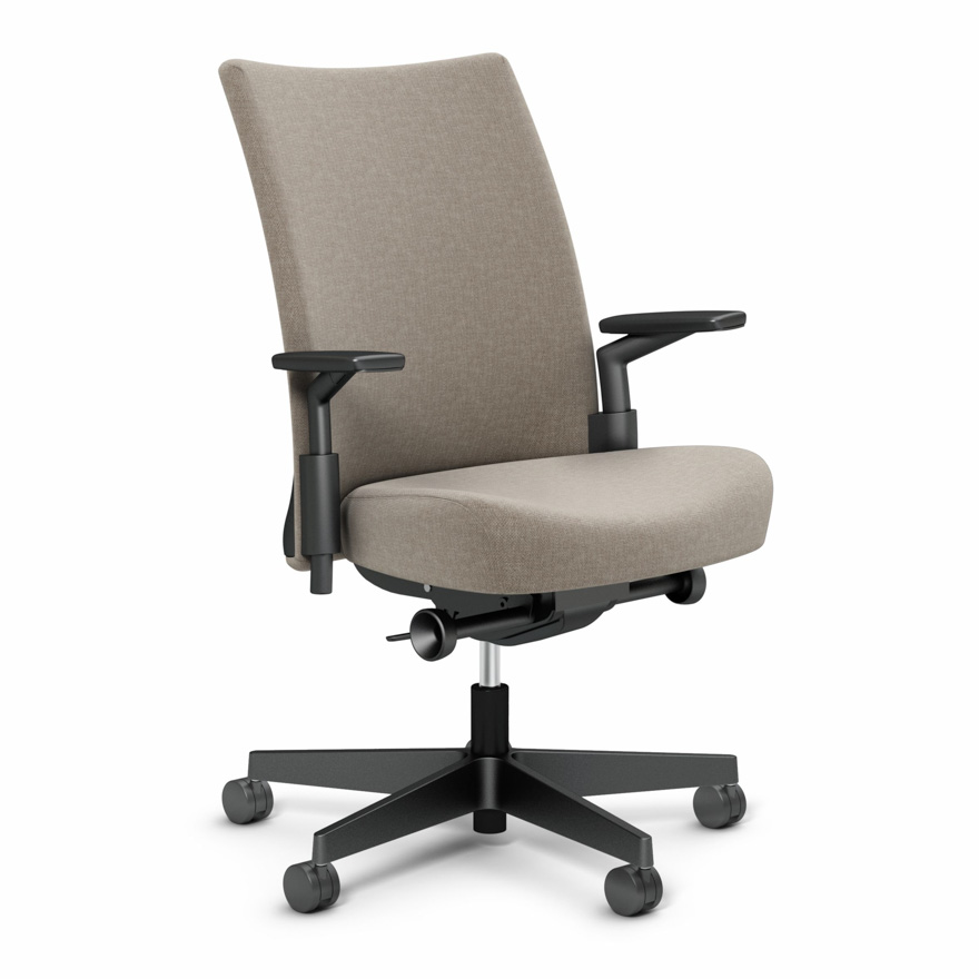 ergonomic chair dimensions reclining chairs with ottomans remix knoll work