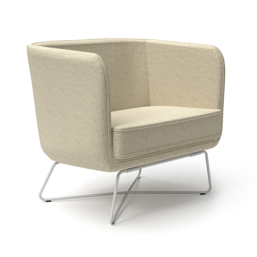 office club chairs baby shower chair rockwell unscripted knoll