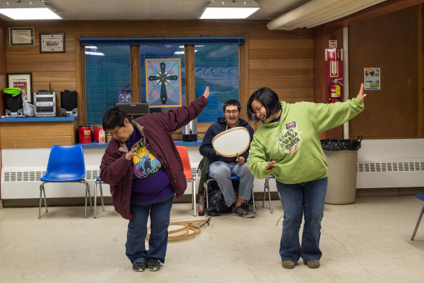 Nome / St. Lawrence Island Dancers