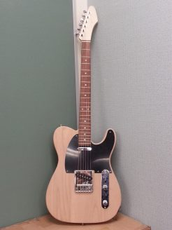 Guitar Made In Fab Lab