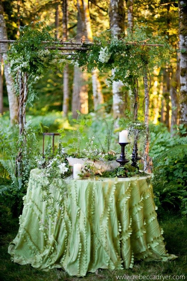 Garden Centerpiece Ideas