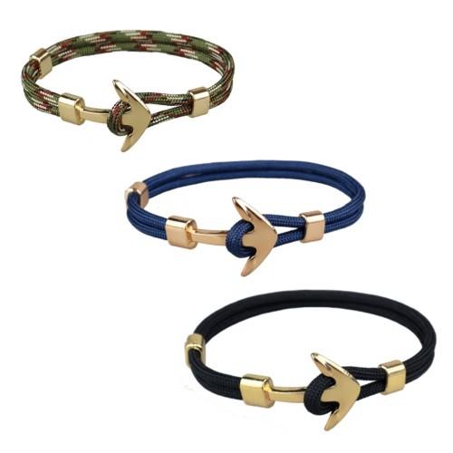 Fastnet Anchor Loop Bracelet