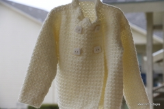 Creamy Cute Toddler Sweater