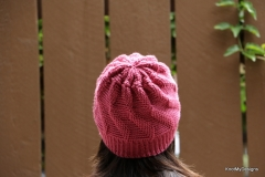 2 Layer Twisted Hat