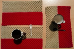 Bobble PlaceMat/TableMat