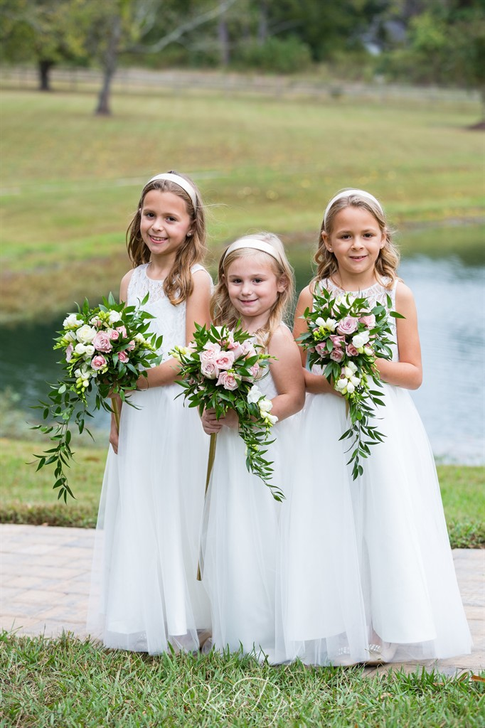 Junior Wedding Attendants