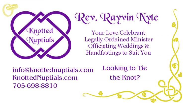 Knotted Nuptials