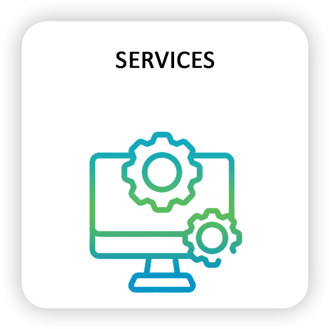 services Bordered