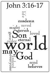 Observing John 3:16