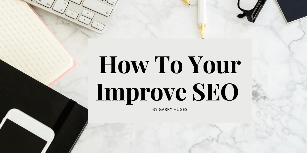 How To Your Improve SEO course