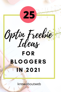 Read more about the article 25 Optin Freebie Ideas To Get Free Traffic And Leads