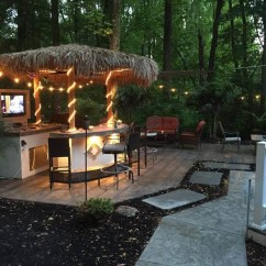 Outdoor Kitchens Orlando Vinyl For Kitchen Cabinets And Grilling Systems Your Own Private Oasis