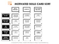 Knowdell Motivated Skills Card Sort
