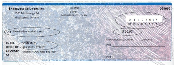 Dynamcis GP Cheque printing