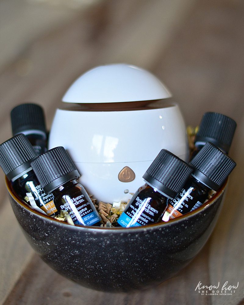 Simple Gifts Oil Diffuser Set 2