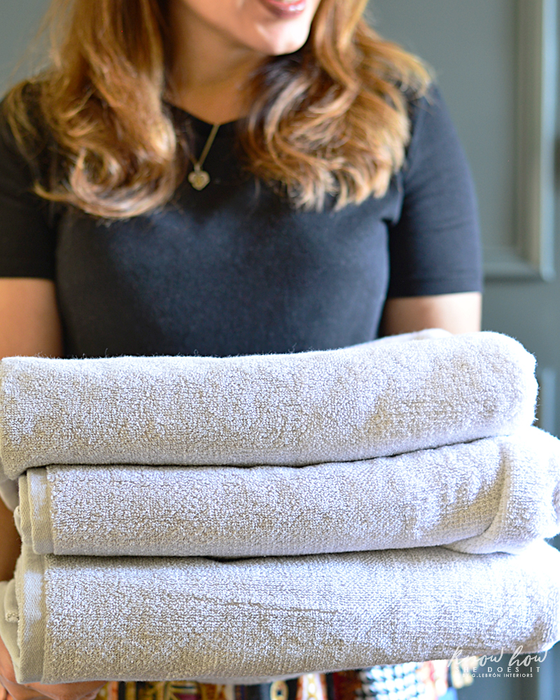 4 budget friendly tips to refresh your bathroom towels 2