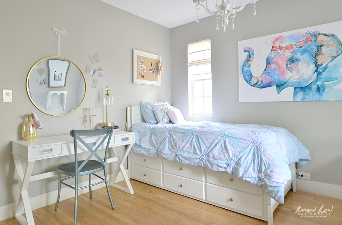 Kids Bedroom Refresh Tips 2