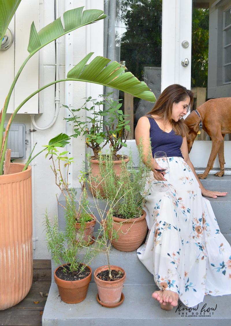 Natural instinct in design terra-cotta planters 2