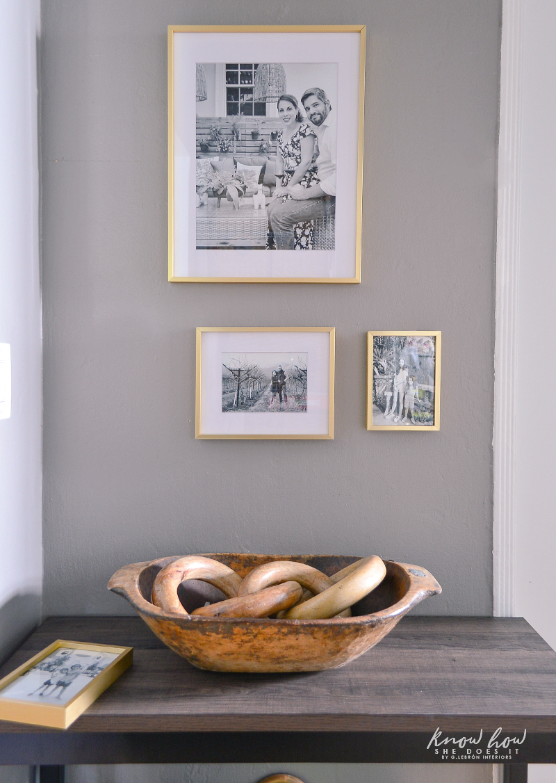 Home is where you add your magic touch Wall Frames 1