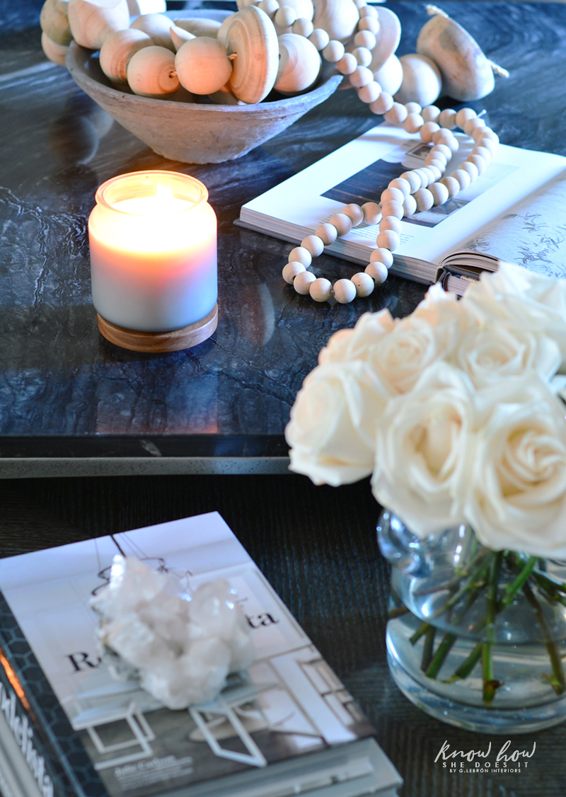 Home is where you add your magic touch Candle 1