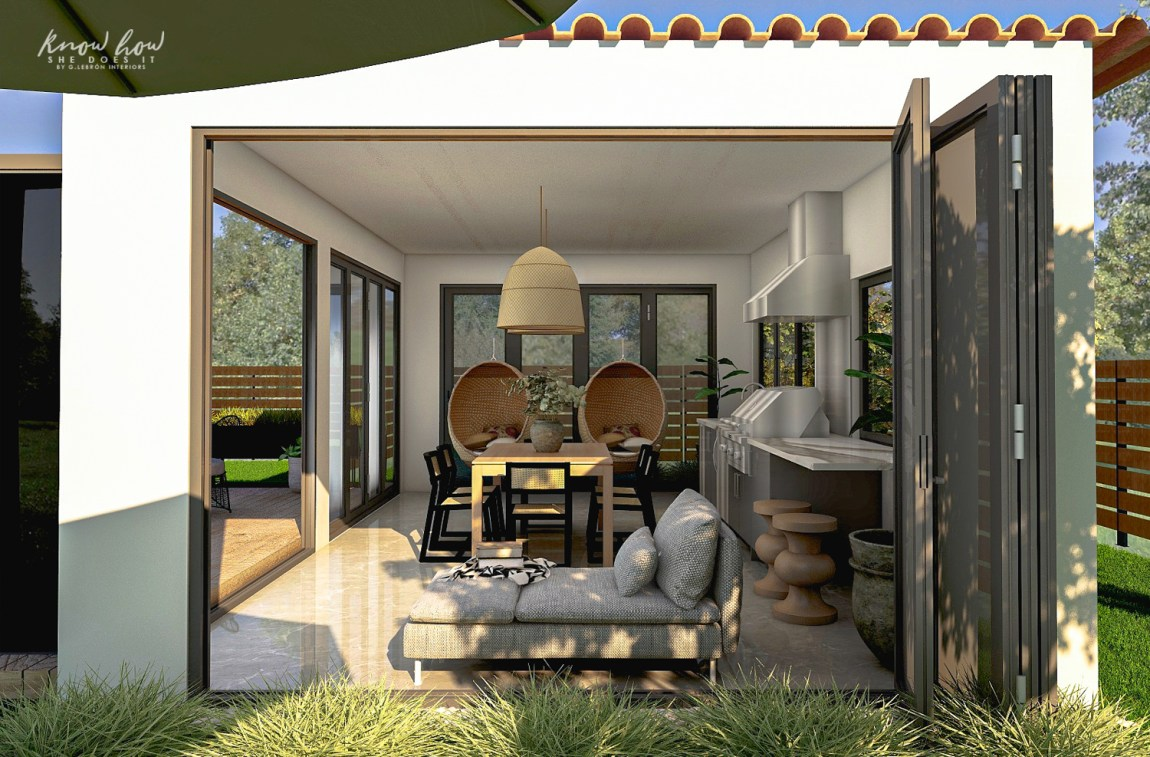 Virtual Guest House Looking in