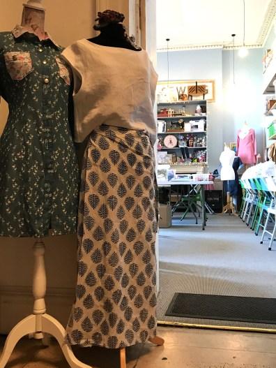 Sew-a-summer-skirt