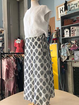 Wrap-Skirt