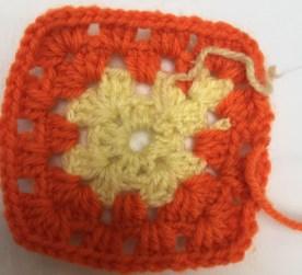 Crochet-Square