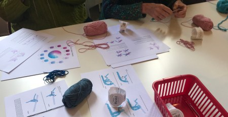 Knitting-Lesson-Knit-one