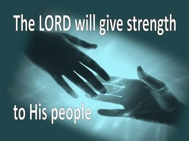 Image result for strength from Jesus