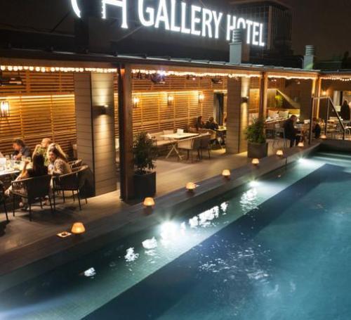 terraza hotel gallery