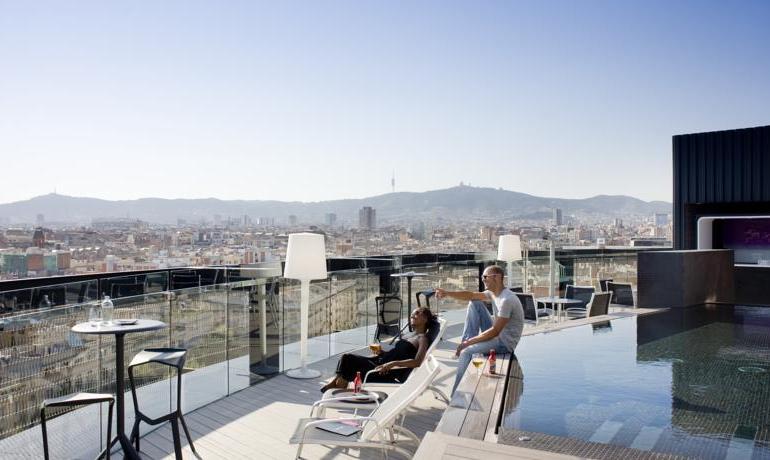 terrazaa barcelo raval barcelona