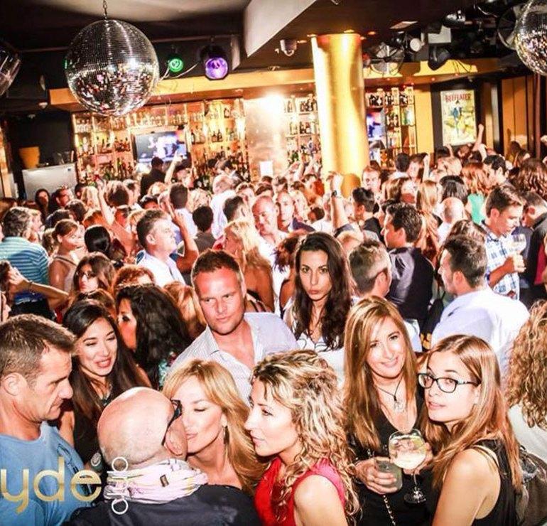 Hyde-club