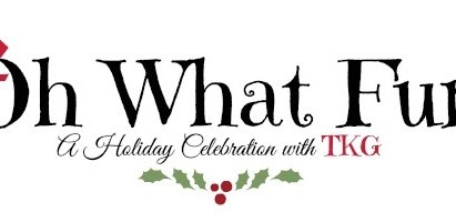 COMMUNITY EVENT: Oh What Fun! Holiday Party and Fundraiser – Nov 15th