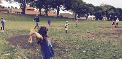 "WEEK 16 ""From Under Our Big Tree"" NEWSLETTER: 7 to 9 Class (Spotlight on the Whole Child: Physical Development)"