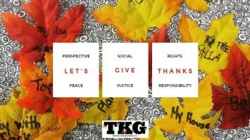 Weekly Newsletter #11: Gratitude Feels Good (Evergreens Class)
