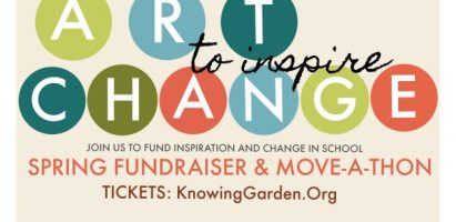 Spring Fundraiser & Move-a-Thon – Apr 28