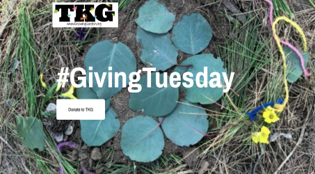 Giving to TKG Tuesday