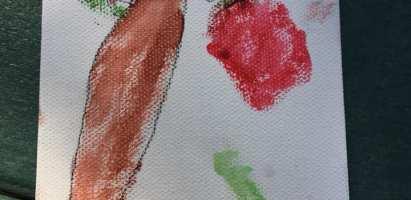 Our Community Art Project – April 2020